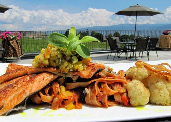 Lazeez Restaurant: Cod Special