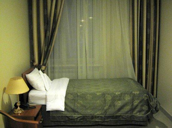 Hotel Maleton: Habitacion simple
