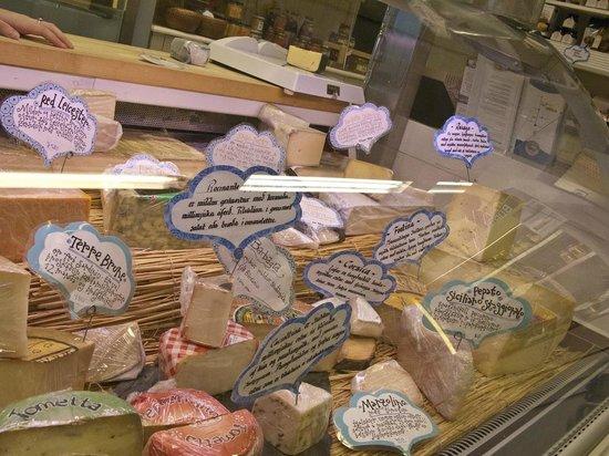 Season Tours: The cheese shop!