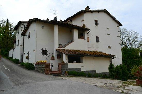 Hotel Tenuta Il Burchio - Florença/Itália (Abril 2013)