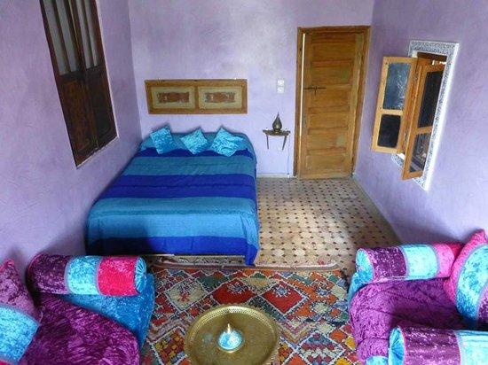 Dar Naima: Zahar room
