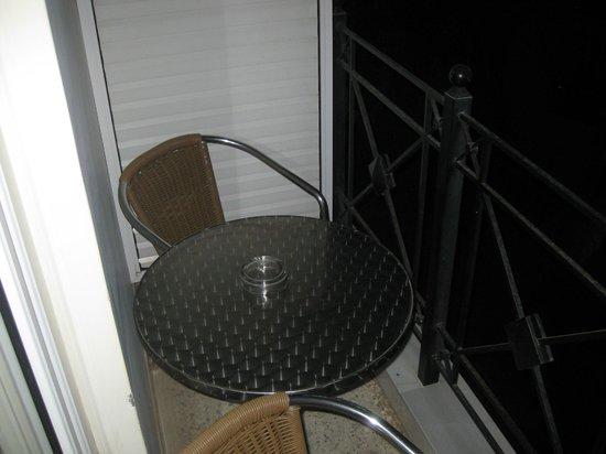London Hotel : Balcony