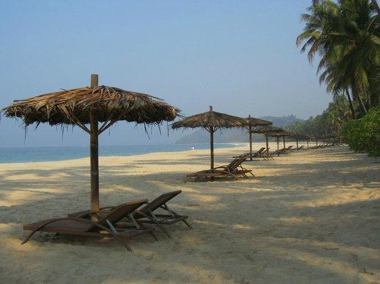 Beach at Amara Ocean Resort
