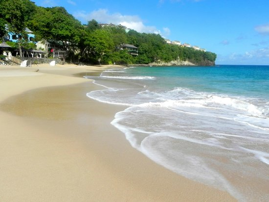 Sandals Regency La Toc: Beautiful beach