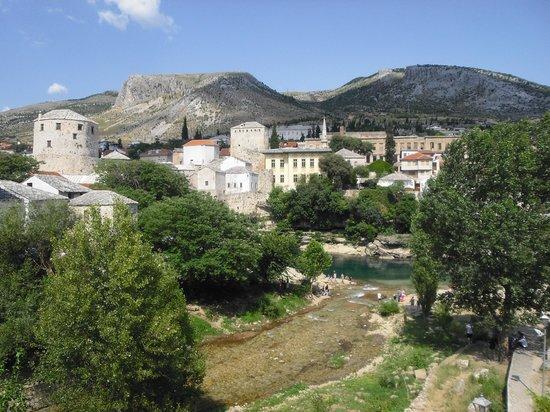 Pansion Nur: Mostar old city
