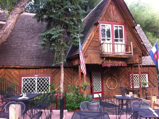 PJs Stagecoach Inn: Stagecoach Inn - Restaurant