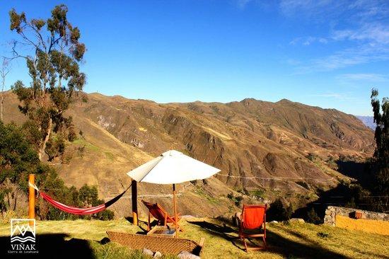 Viñac, Perú: De noche o día, es magia pura.