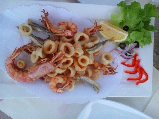 La Dolce Vita 34: il fritto di pesce...che buono!!