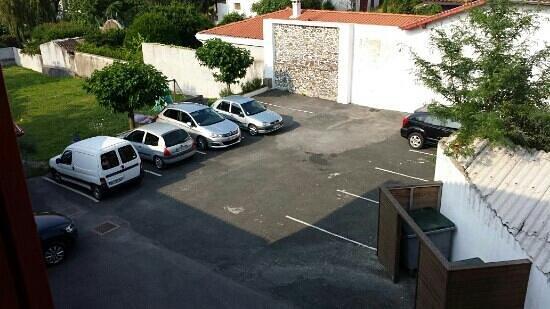 Argia : parking