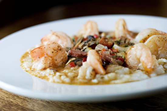 Montero's Restaurant: Montero's Shrimp and Grits