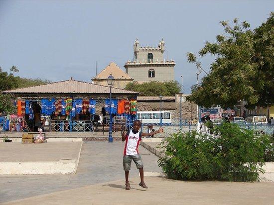 Torre de Belem à Mindelo
