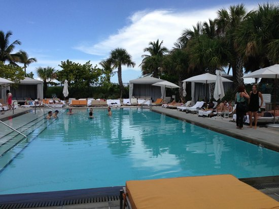 Hyde Beach - Picture of SLS South Beach, Miami Beach - TripAdvisor