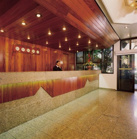 Hotel L'Hirondelle : Recepção