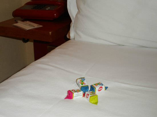 Best Western Hotel Astrid: Caramelle