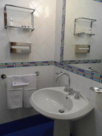 Best Western Hotel Astrid : Il bagno carino