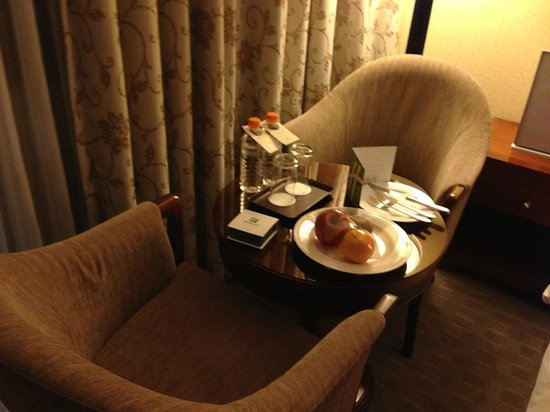 Holiday Inn Seongbuk Seoul: the room