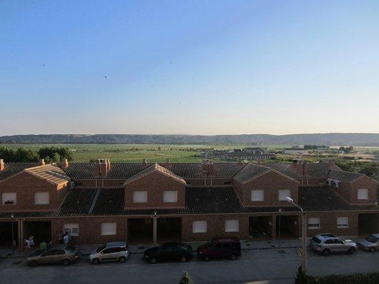 Hospederia de Alesves : What's out the window