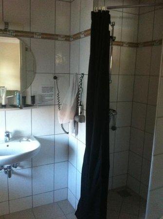 Hotel Svanen: bathroom