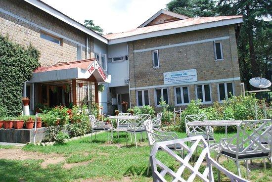 Hotel Bhagsu - HPTDC: Bhagsu hotel