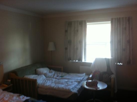 """Hotel Svanen: """"comfort"""" room"""