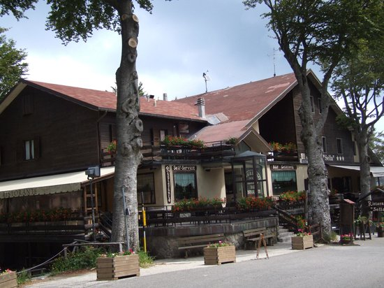 Albergo Sella: esterno dell'albergo