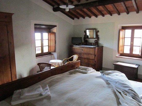Farmhouse Villa Pacinotti : Nie zuvor haben wir derart gut geschlafen.