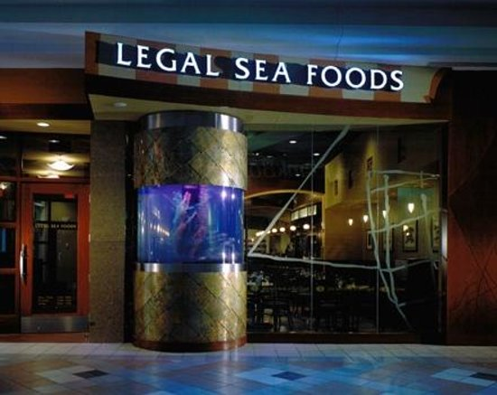 Legal Sea Foods : Braintree - South Shore Plaza