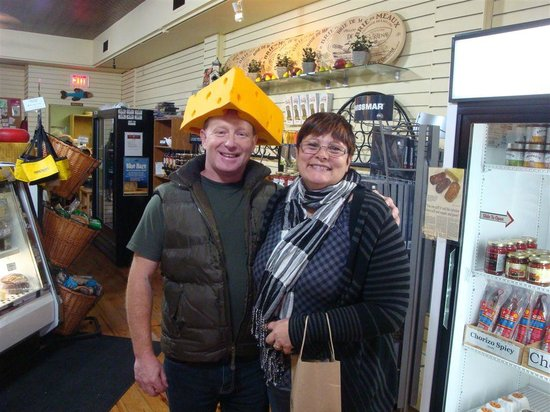 Cheese Secrets: Newlyweds