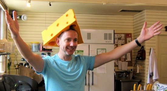 Cheese Secrets: Fearless