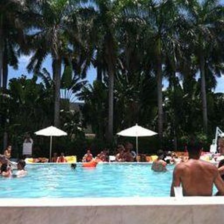 Shore Club South Beach Hotel: Pool