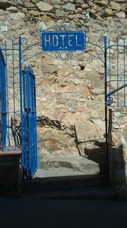 Hotel Sant Joan: Entrada