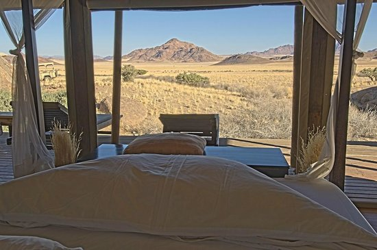 Wolwedans Dune Camp: Room View