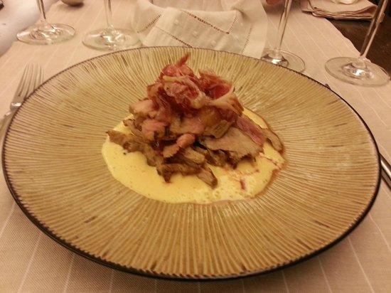 Solana Restaurante: Secreto Iberico
