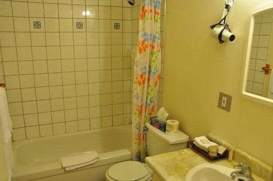 Le Boisé du Lac : Salle de bains- www.boisedulac.com
