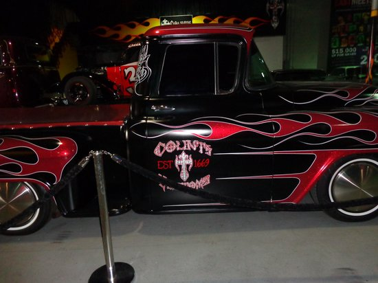 Counts Kustoms: Counting cars