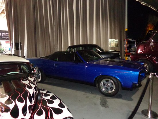 Counting Cars Picture Of Counts Kustoms Las Vegas Tripadvisor
