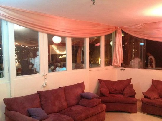Abrahams Tent Jewish Hostel : Lounge