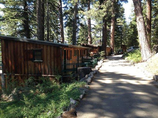Kit Carson Lodge: Lodge