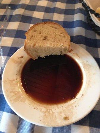 Bistro at Biltmore Estate Winery: bread