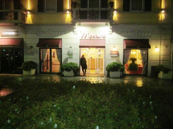 Mercure Milano Centro: o hotel