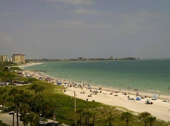 Holiday Inn Sarasota - Lido Beach: View from Room