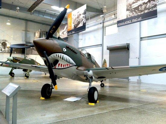 Flying Heritage & Combat Armor Museum : Sweet paint job