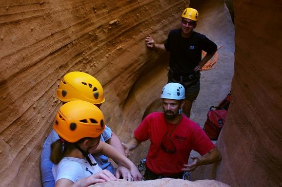 Excursions of Escalante: learning a paired technique from Jim