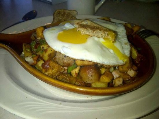 Holiday Inn Sarasota - Lido Beach: All American skillet