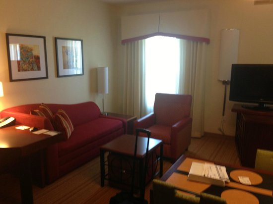Residence Inn by Marriott Helena: livingroom