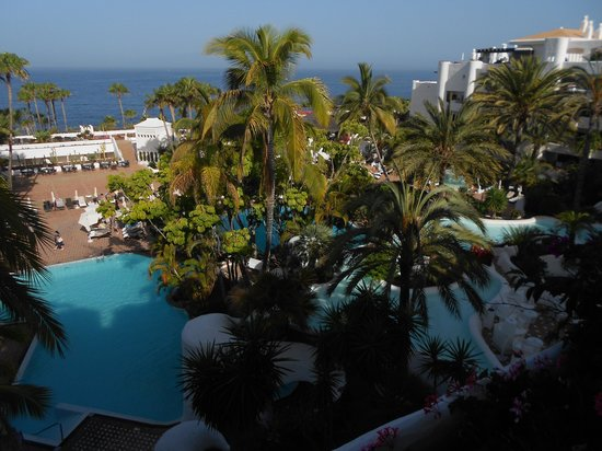 Hotel Jardin Tropical: View