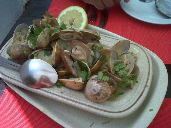 Restaurante Tavola: lekker lekker !!!!