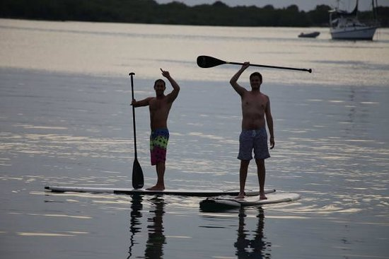 El Milagro Beach Hotel and Marina: Paddleboards
