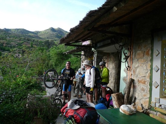 Casa Rural Dar Khizana: el turismo verde
