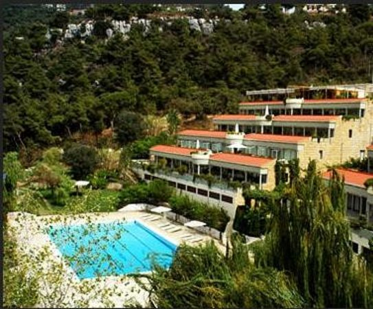 Monteverde Hotel: pool plus outdoor